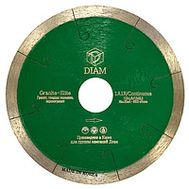 Круг алмазный по керамограниту Diam GraniteElite180мм