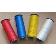 Шнурка цветная (100м)