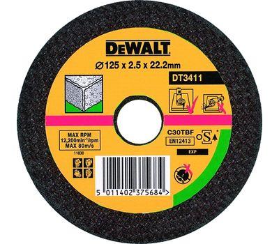 Круг отрезной по металлу DeWalt 355х3,0х25,4 мм