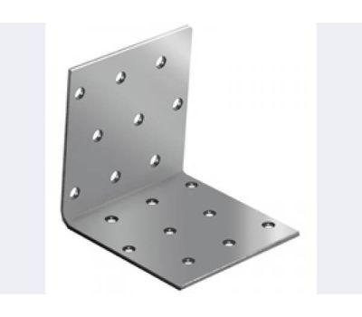 Уголок крепежный равносторонний KUR 100х40